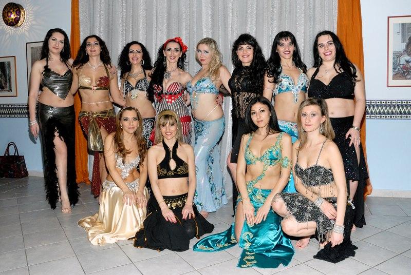 Aladino foto di gruppo